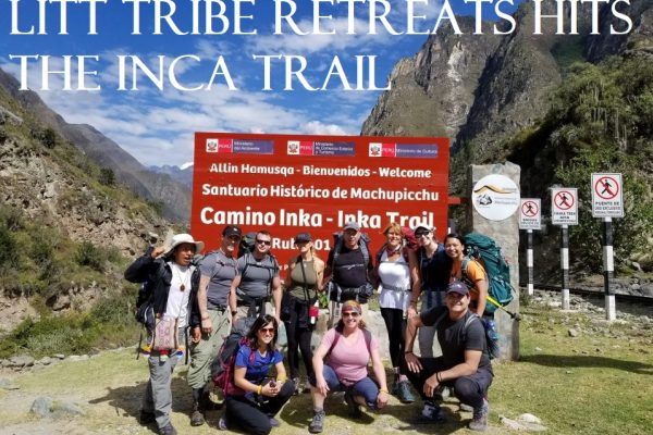 LiTT tribe Retreats Hikes the Inca Trail